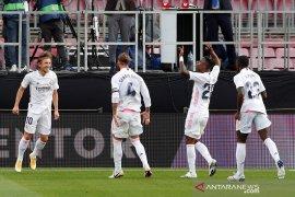 Zidane puas bungkam kritik setelah menangi El Clasico