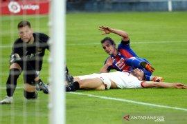 Sevilla telan dua kekalahan beruntun usai dipecundangi Eibar