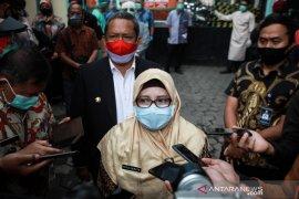 Dinkes Kota Bandung sebut 43 nakes terkonfirmasi COVID-19