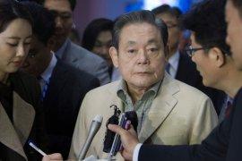 Lee Kun-hee, bos pembawa perubahan Samsung, meninggal dunia