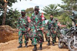 TNI datang desa gemilang