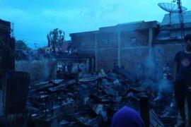 Empat unit rumah ludes terbakar di Lhokseumawe