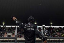 Formula 1: Hamilton pecahkan rekor Schumacher dengan kemenangan ke-92