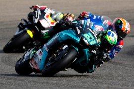 """MotoGP - Menang di GP Teruel, Morbidelli: Aku makan """"dinamit"""" untuk sarapan"""