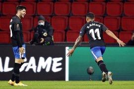 Penalti mengantarkan Granada kalahkan Getafe 1-0