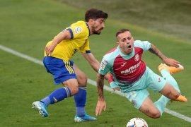 Villarreal ditahan seri Cadiz, sia-siakan peluang ke puncak