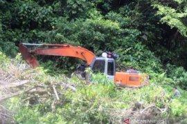 Tiga tersangka penambang emas ilegal di Nagan Raya terancam penjara 10 tahun