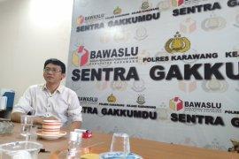 Bawaslu Kabupaten Karawang periksa seorang kepala dinas terkait politik praktis