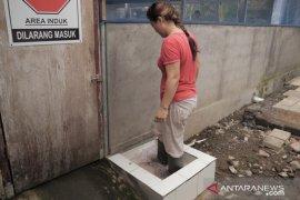 Peternak di kabupaten Badung manfaatkan internet gratis untuk Biosecurity