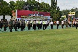 Polresta Cirebon dirikan pos pengamanan selama libur panjang