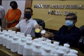 Kasus peredaran obat ilegal