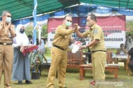 Gubernur Babel beri bantuan mobil praktik untuk SMKN 1 Simpang Katis