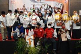 KPU Kota Ternate siapkan  APK dan BK bagi pasangan calon