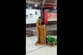 Begini penjelasan Pemkab Sanggau soal dua raperda eksekutif pada Sidang Paripurna DPRD