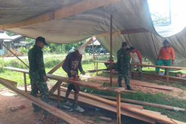 Masyarakat berharap program TMMD bisa hadir kembali di Kecamatan Pulau Hanaut