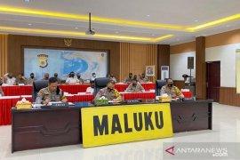 Kapolda Maluku ingatkan Kapolres pahami situasi wilayah pilkada