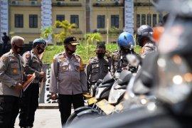 Polda Sulbar tindak tegas personel Polri yang terlibat politik praktis