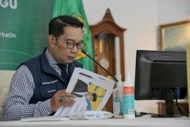 Kota Depok kini satu-satunya wilayah zona merah COVID-19 di Jawa Barat