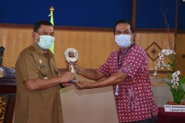 Kabupaten Deliserdang kembali raih TPID Award 2020