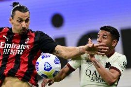 Start sempurna Milan dihentikan AS Roma lewat drama enam gol