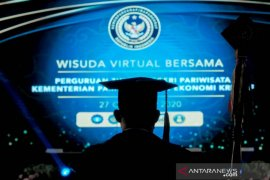 PTN Pariwisata gelar wisuda virtual bagi sebanyak 2.746 lulusan