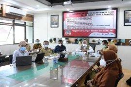 Pemerintah Aceh bekali tenaga kesehatan cegah penularan COVID-19