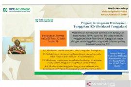 BPJS Kesehatan: 85.482 peserta mandiri manfaatkan program relaksasi tunggakan