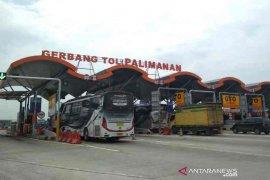 Polresta Cirebon antisipasi lonjakan jumlah kendaraan di GT Palimanan