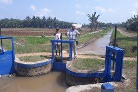 Realisasi pembangunan pintu air Mukomuko capai 75 persen