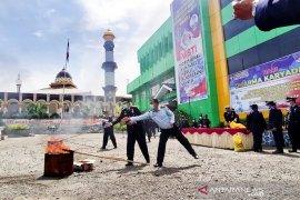 Kemenkumham Bengkulu musnahkan ratusan barang selundupan di Lapas