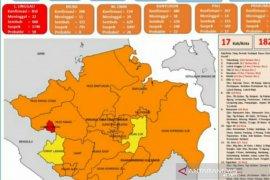 Faktor geografis dorong peningkatan kasus COVID-19 di Lubuklinggau