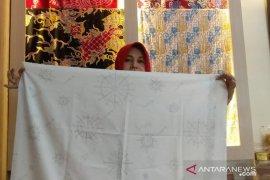 Batik motif corona Jember mulai diminati masyarakat