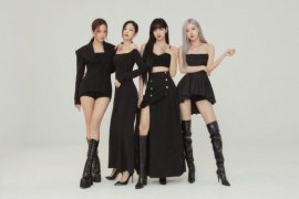 """THE ALBUM"" BLACKPINK tembus 1,2 juta kopi"