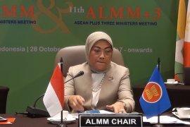 Ida Fauziyah jabat Ketua Menteri Ketenagakerjaan se-ASEAN