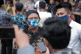 Forum Anak Transmigrasi Bungaraya deklarasi dukung Alfedri-Husni di Pilkada Siak