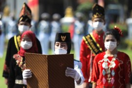 Gubernur Khofifah harapkan Sumpah Pemuda momentum bangkit di masa pandemi