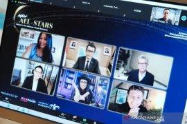 Kemenparekraf dukung acara AXN All-Stars gelar hiburan virtual di tengah pandemi