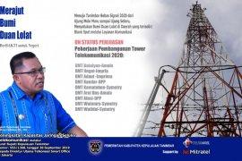 Masyarakat Kepulauan Tanimbar terlayani jaringan 4G Telkomsel