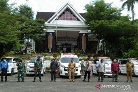 Pemkot Samarinda resmikan sembilan unit mobil PCR