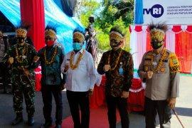 Jokowi berharap TVRI Papua Barat jadi sumber informasi masyarakat