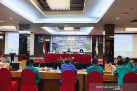 UMP Papua Barat 2021 dan 2020 sama sebesar Rp3.134.600