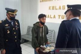 Petugas Lapas Tungkal bongkar penyelundupan sabu-sabu dalam pempek