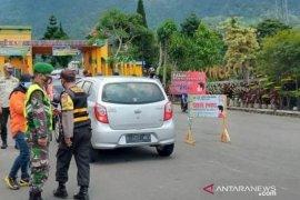 Tim gugus tugas Cianjur jaring puluhan wisatawan langgar prorokol kesehatan