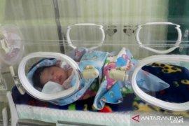 Anak asuh panti asuhan di Jembrana temukan bayi