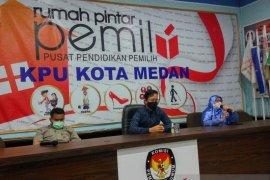 KPU: Batas dana kampanye Paslon Pilkada Medan  maksimal Rp36 miliar