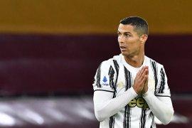 Ronaldo tidak masuk skuad Juventus untuk melawan Barcelona