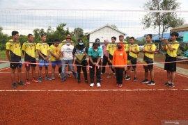 Bupati : Kebangkitan prestasi bola voli adanya dukungan lapangan