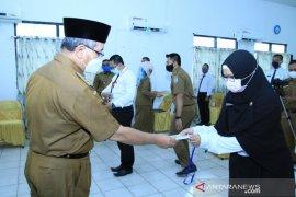 80 CPNS di lingkup Pemkab HSS ikuti pelatihan dasar