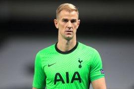 Joe Hart incar jadi kiper nomor satu di Tottenham Hotspur