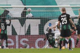 Boli menyelamatkan Ferencvaros dari kekalahan lawan Dynamo Kyiv
